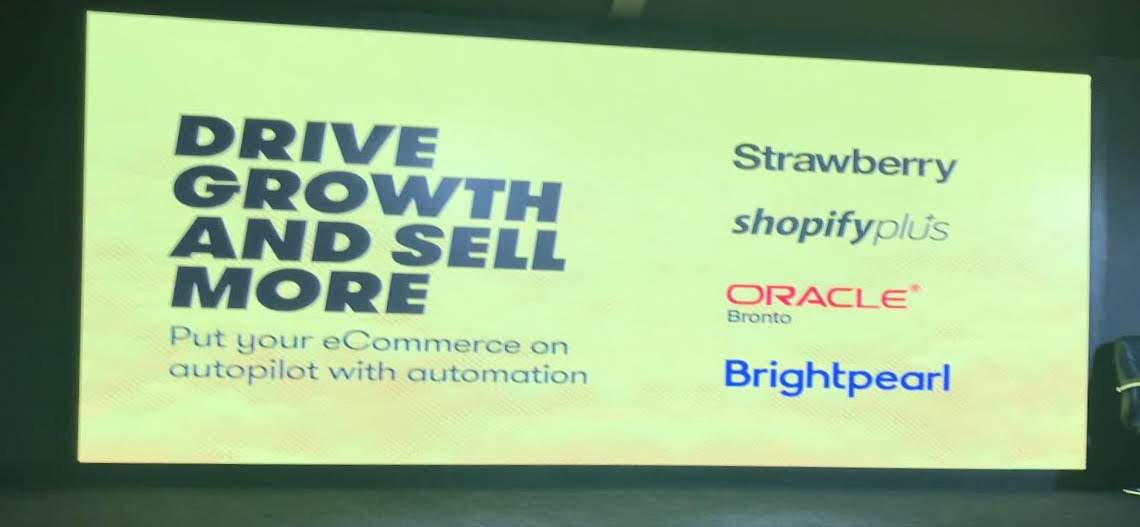 Shopify Automation Features Talk with Strawberry